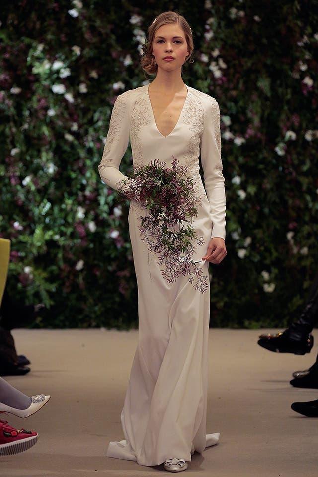 أبرز إطلالات عروس Carolina Herrera