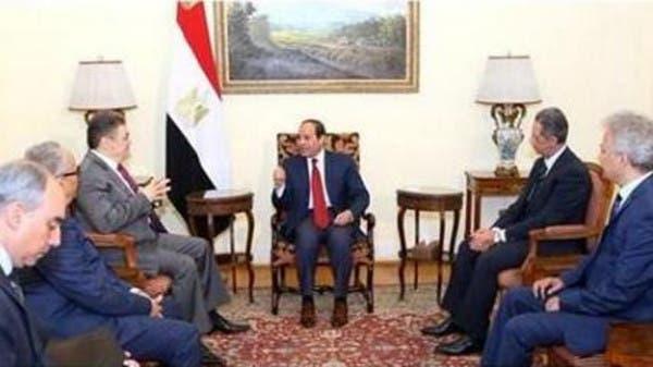 السيسي يتدخل لحل الأزمة بين قيادات حزب الوفد F5847d3e-95b9-455e-8cae-d7a20a0a2b3c_16x9_600x338
