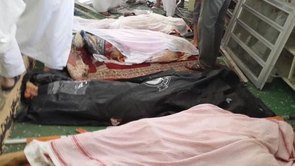 السعودية.. عملية انتحارية في مسجد بالقطيف تقتل 21 شخصا 973f73f9-d287-4d8a-9cbd-72bdf0a69401