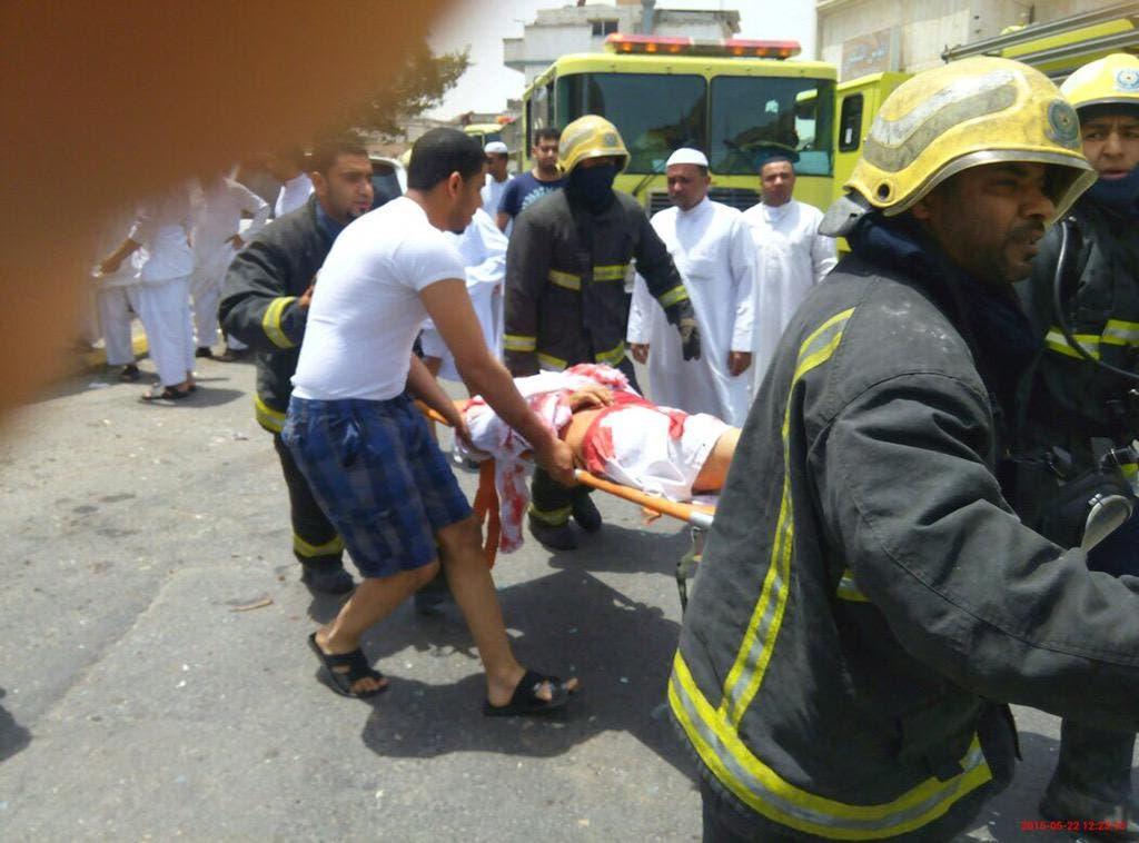 السعودية.. عملية انتحارية في مسجد بالقطيف تقتل 21 شخصا Ed5339ea-d779-42f8-91d7-857106e5381d