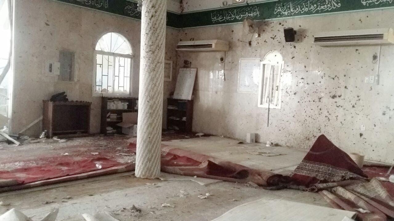 """العربية"""" تبث صوراً من داخل مسجد الإمام علي بالقديح 55ab9bd9-b93a-43dd-947e-251e85924cd1"""