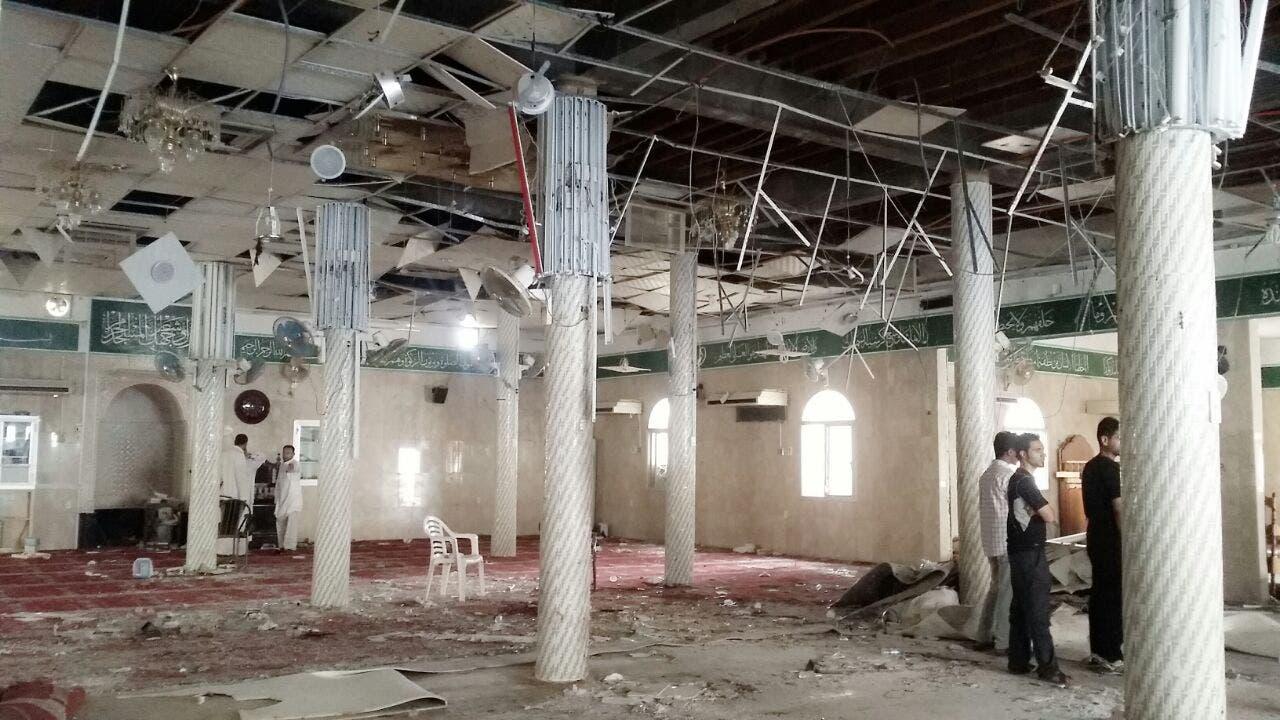 """العربية"""" تبث صوراً من داخل مسجد الإمام علي بالقديح 9e4ee166-90de-4efe-93cf-4c5549bd323f"""