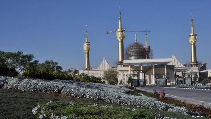 مقبرة #الخميني مؤسس النظام الإيراني الأكثر كلفة بالعالم 58ab279b-da50-4855-b02a-f7fe2fb42cde