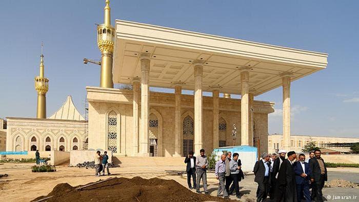 مقبرة #الخميني مؤسس النظام الإيراني الأكثر كلفة بالعالم 729b1de4-e362-410d-abc5-b1eeb0a3456f