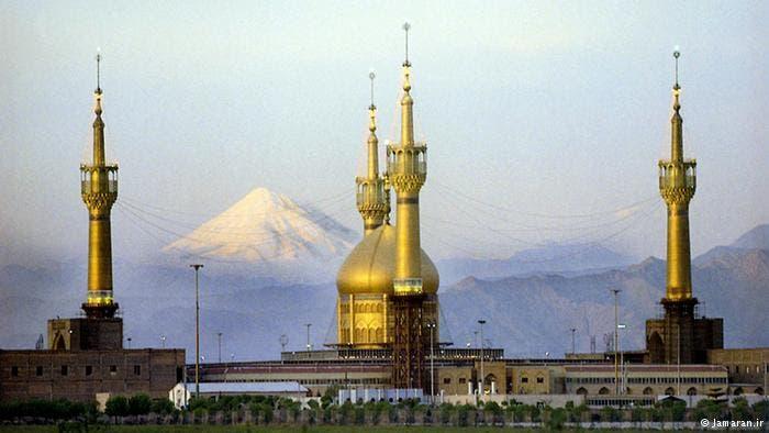 مقبرة #الخميني مؤسس النظام الإيراني الأكثر كلفة بالعالم 7e8a5787-6c26-49b7-a73b-ec0b707de0a8