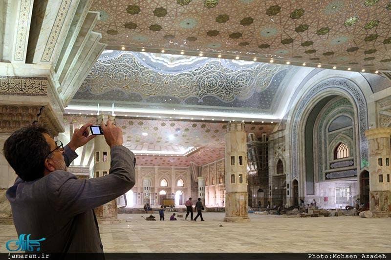 مقبرة #الخميني مؤسس النظام الإيراني الأكثر كلفة بالعالم 9d05c1ad-31eb-42c4-9626-6623dceff13c