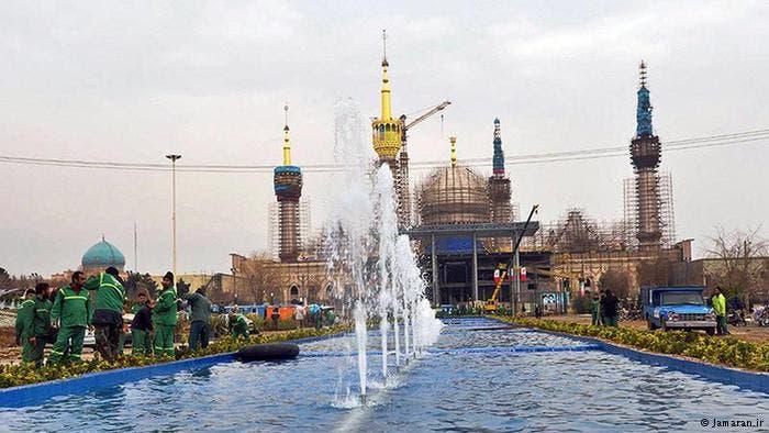 مقبرة #الخميني مؤسس النظام الإيراني الأكثر كلفة بالعالم A5a12bf5-983b-4708-bb19-31b048b47e7c