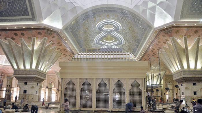 مقبرة #الخميني مؤسس النظام الإيراني الأكثر كلفة بالعالم F451b7f9-5399-4942-a86f-157c3b031705