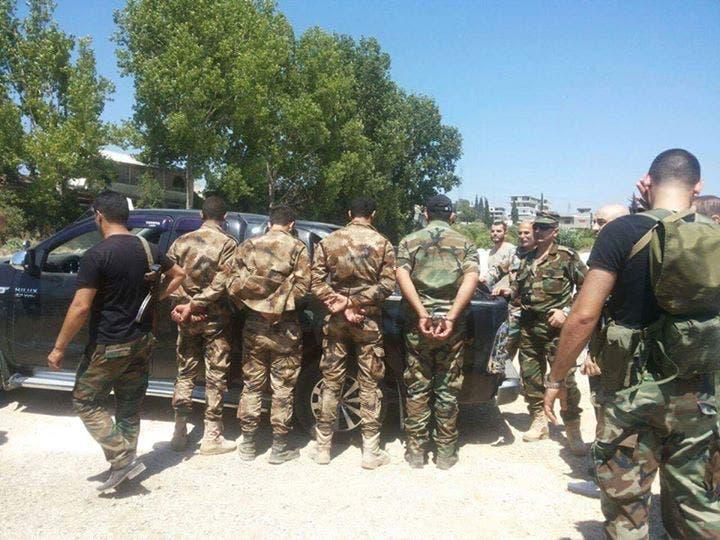 فضيحة جديدة للأسد: الجيش يبيع المتفجرات لداعش 456dcf96-e9b3-4167-aac8-e8a2d717a581