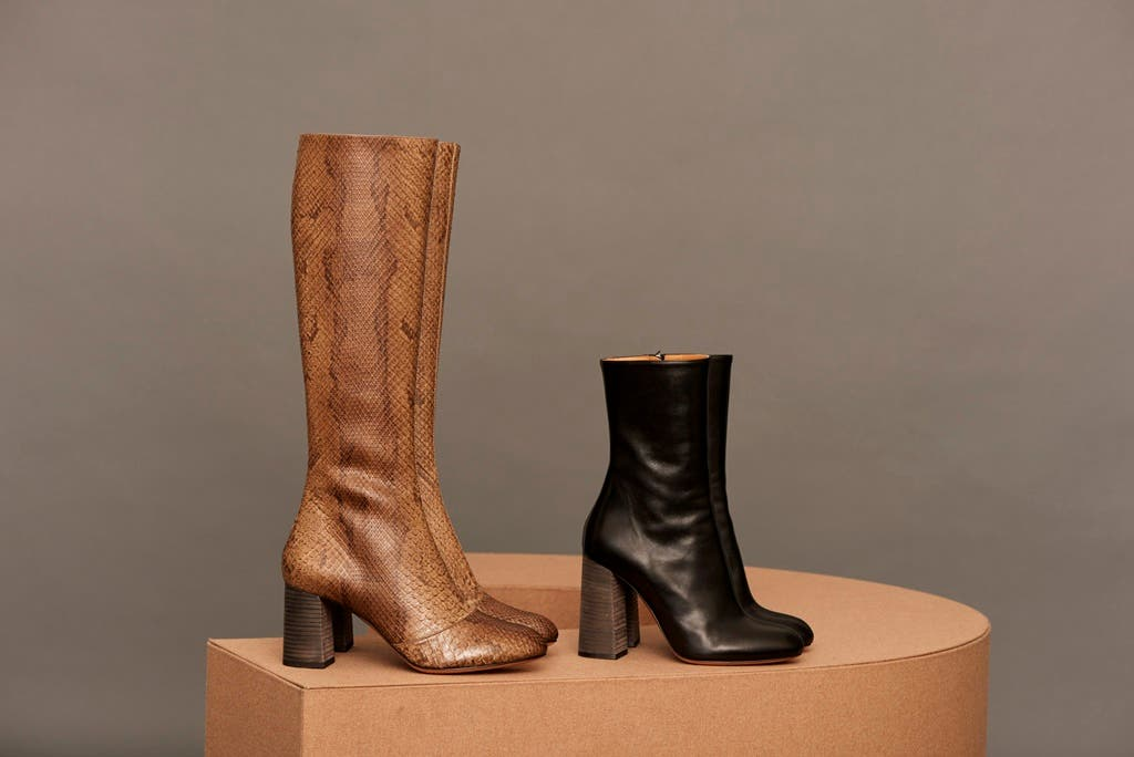 Harper Medium & Ankle Boots