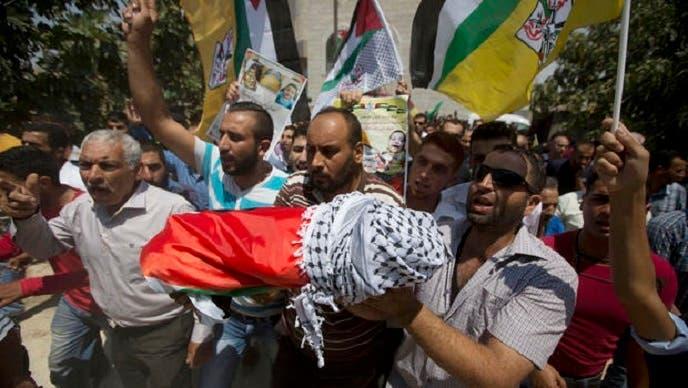 أم الرضيع القتيل حرقا كأبيه تصارع الموت بإسرائيل A041d1d5-b566-4b67-ad30-71ef00e77371