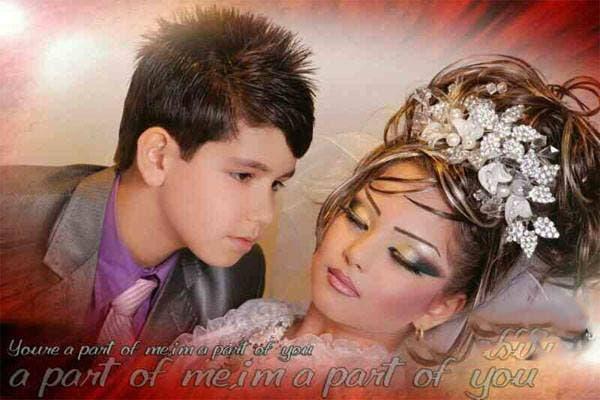 بالصور.. زواج في إيران العريس 14 عاماً والعروسة 10 375022b0-05c1-41d4-918f-36d71ac3f6c6