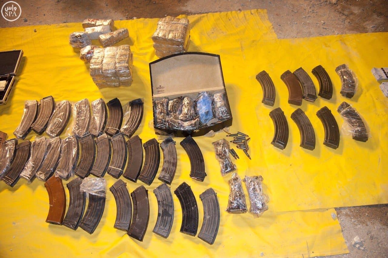 وضبط وكر إرهابي في استراحة في السعودية Ce82a46c-f8ff-4ea4-9bf2-22c3ad3ef268