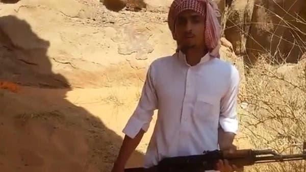 القبض سعودي بقريبه بأمر خليفة