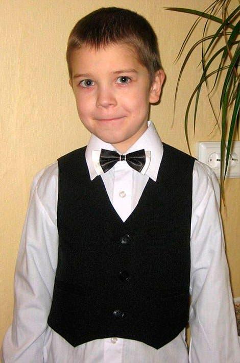 طفل من ضحايا الطائرة
