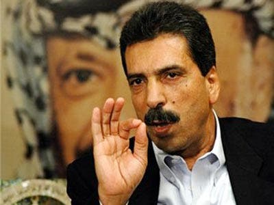 اللواء توفيق الطيراوي رئيس لجنة التحقيق الفلسطينية بظروف وفاة الرئيس الفلسطيني ياسر عرفات