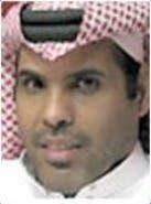 شاعر وصحافي سعودي، حاصل على بكالوريوس في هندسة بترول، له كتاب مطبوع «على حدة» صدر عن دار الصحافة