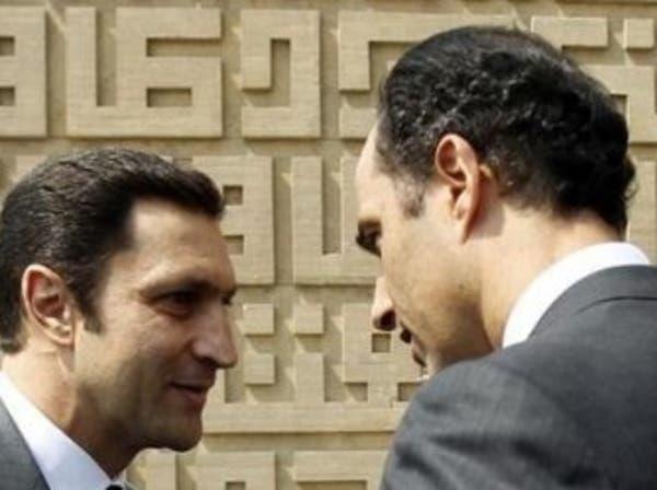 8 سنوات مضت.. براءة نجلي مبارك في قضية البورصة