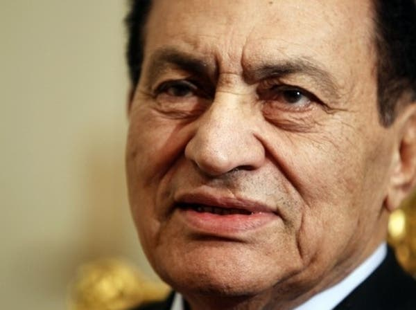 التهاني تنهال على مبارك لقدوم حفيده الجديد من نجله جمال