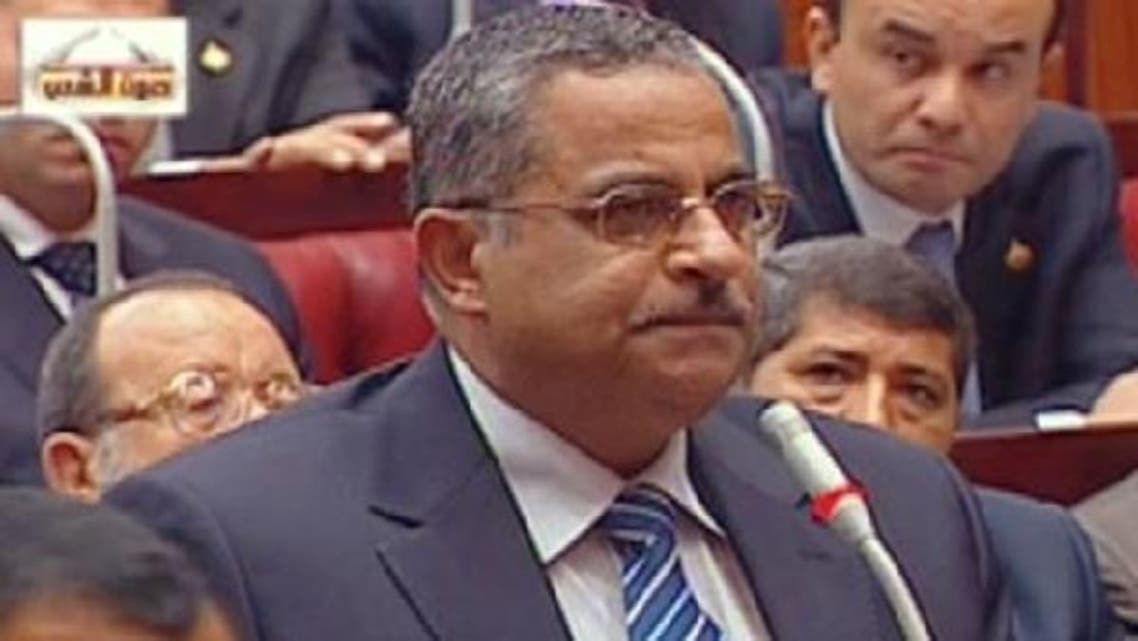 Ahmed Fahmy, member of the Muslim Brotherhood's (FJP) and the parliament's upper house speaker, was on visit to Khartoum to stress on the importance of revitalizing relations between Sudan and Egypt. (Photo courtesy of Al-Shrouk)