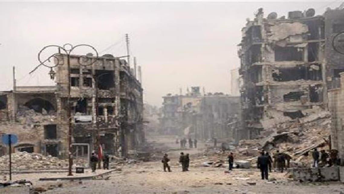 مشهد من حلب