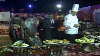 مهرجان المأكولات العالمية الثالث بالرياض يحتضن أشهر الطهاة