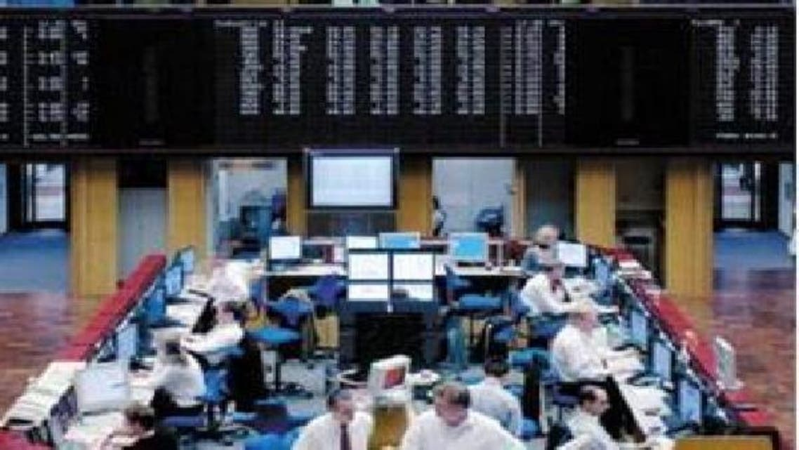 تراجع الأسهم الأوروبية بعد بيانات بريطانية وأمريكية ضعيفة