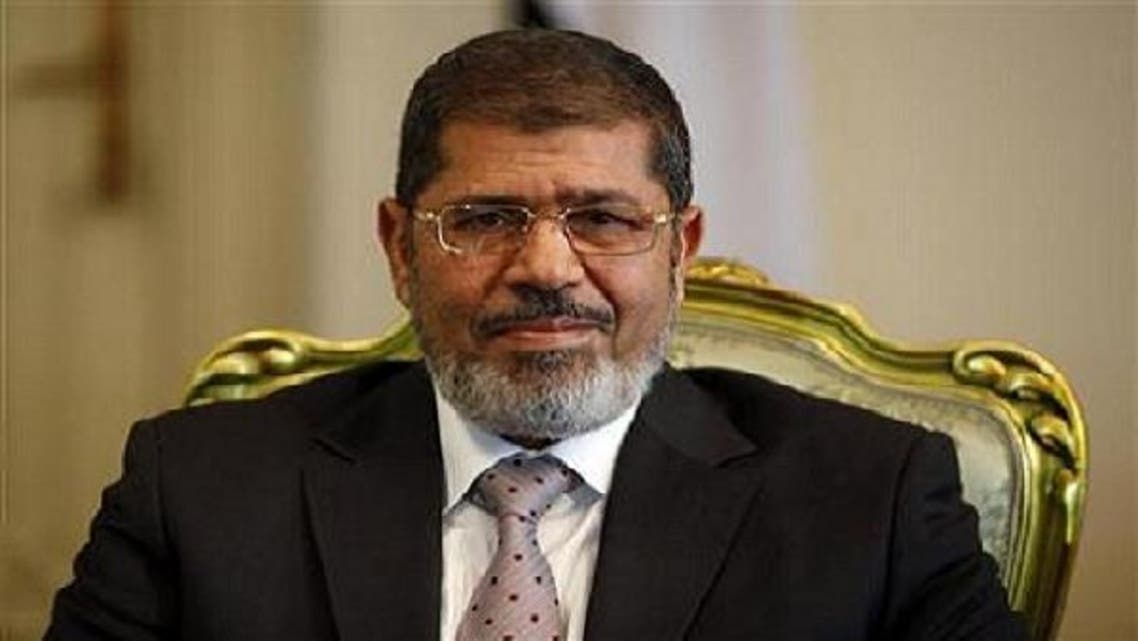 Mursi's comments appear at odds with the diplomatic, moderate image the Islamist leader has sought to convey since taking office last year. (Reuters)