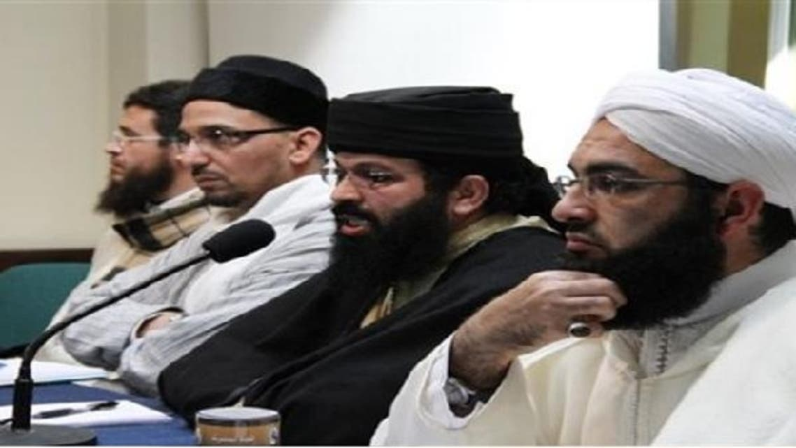 The four hardline Moroccan Islamists were sentenced to 10 between to 30 years in jail for inciting violence linked to the Casablanca bombings in May. (Photo courtesy of alaanmag.ma)