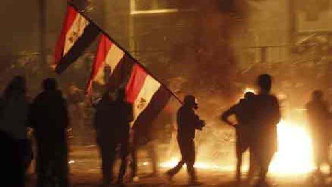 احتجاجی مظاہرین کے خلاف آنسو گیس شیل فائرنگ