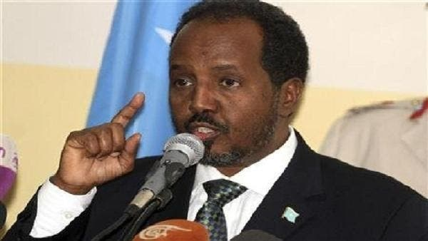 Former Somalian president says soldiers attacked his home, blames current leader