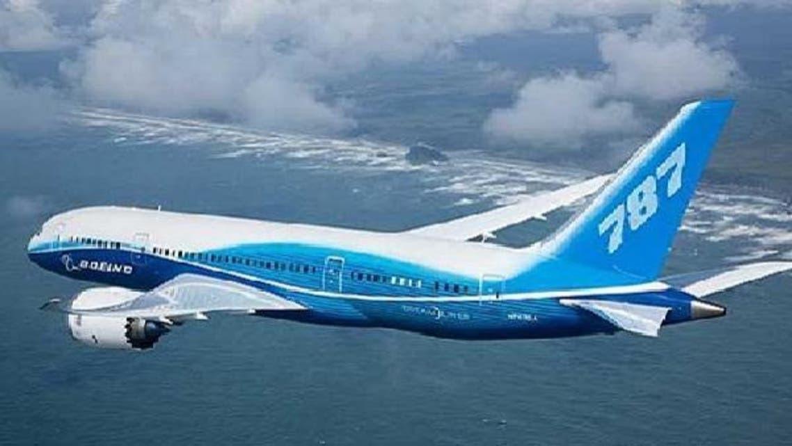 """حادث طائرة \\""""بوينغ 787\\"""" يهدد صفقات الشركة بالخليج"""