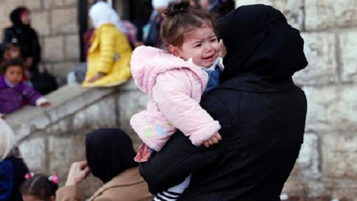 Lebanon, the smallest of Syria's neighbors, already hosts more than 200,000 refugees from Syria. (Reuters)