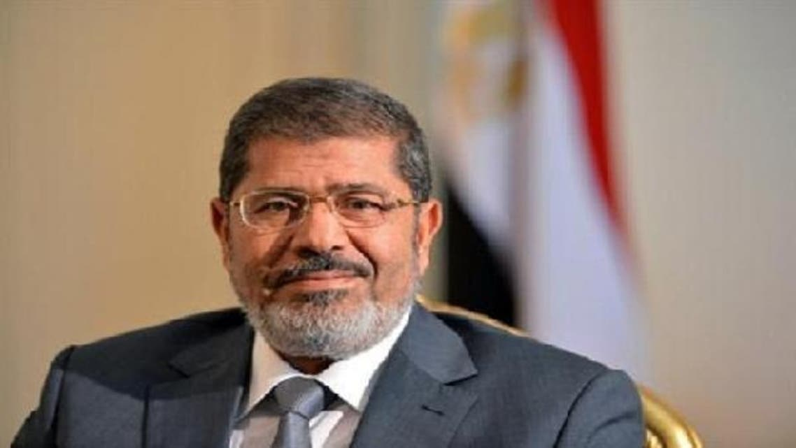 The number of filed legal cases against journalists during President Mursi's presidency was four times more than the number of files reported during former President Hosni Mubarak's era. (AFP)