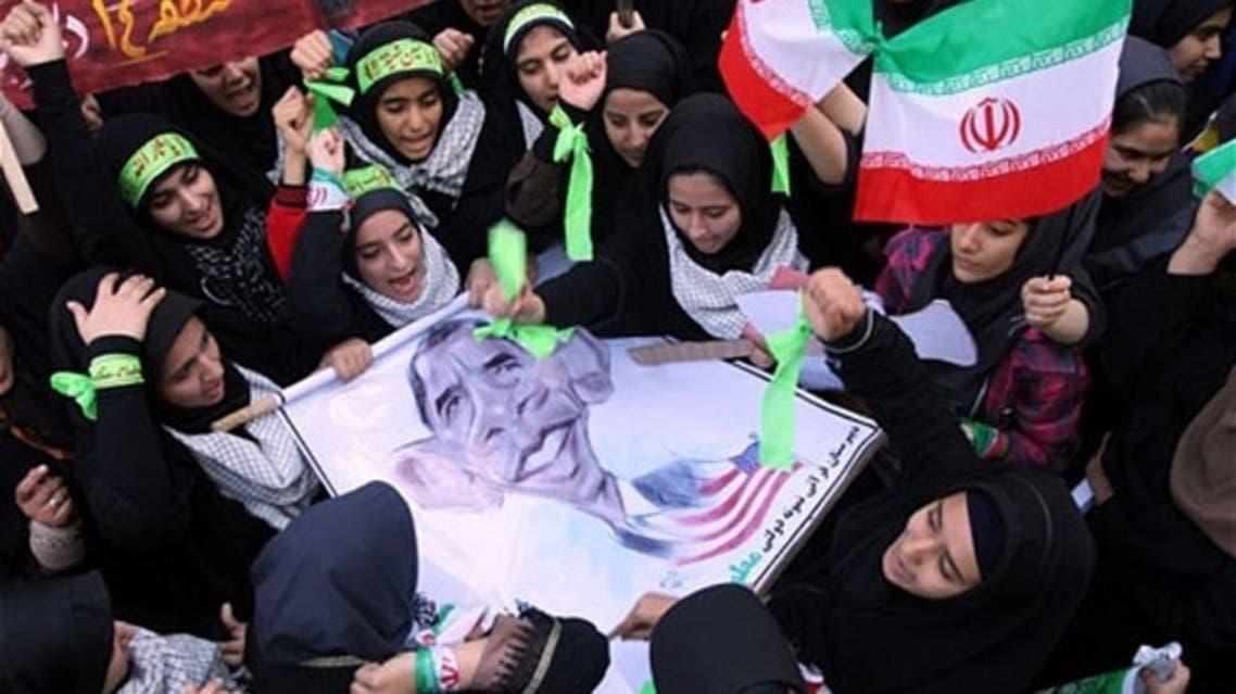 iranians on revolution