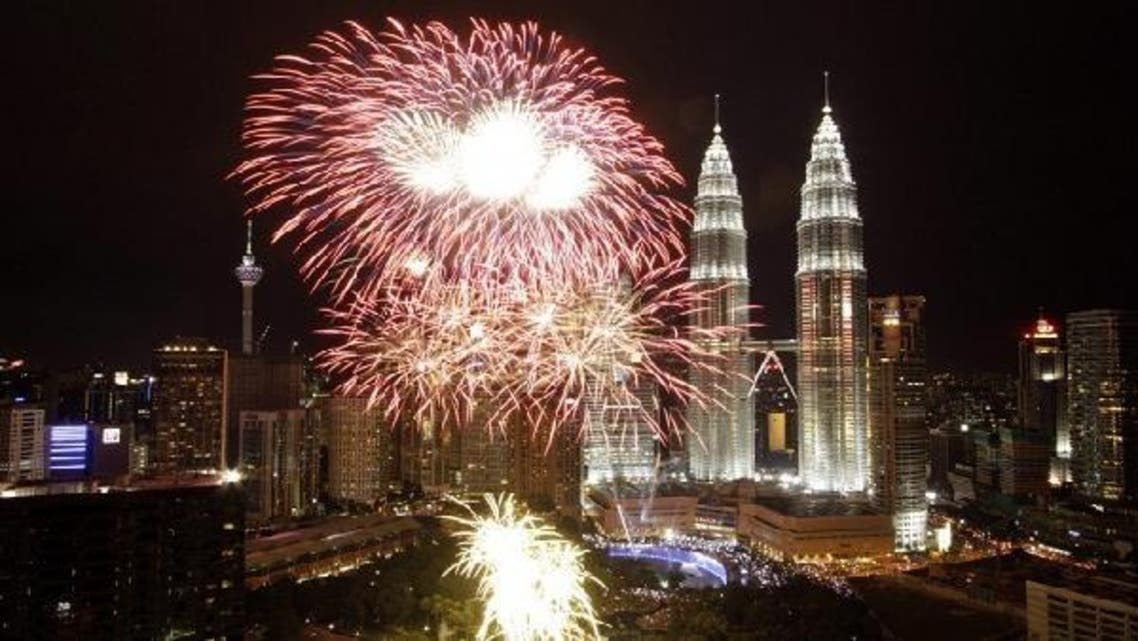 Malaysia has been rated the world's top Muslim-friendly holiday destination. Pictured are the landmark Petronas Twin Towers, popular with tourists. (Reuters)