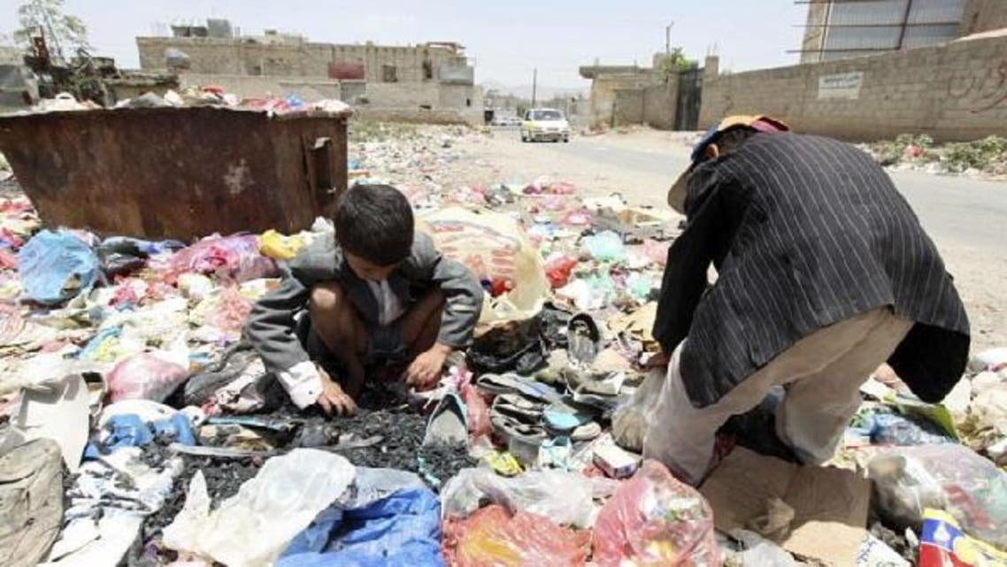 Thirteen million people from Yemen's 24 million population do not have access to safe water and sanitation. (Reuters)