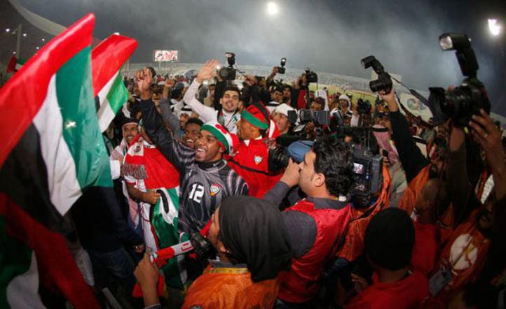UAE officials gift national football team $24 mln for