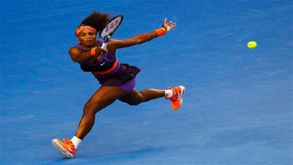 Serena Williams has set her sights on acing the championships this year. (Reuters)