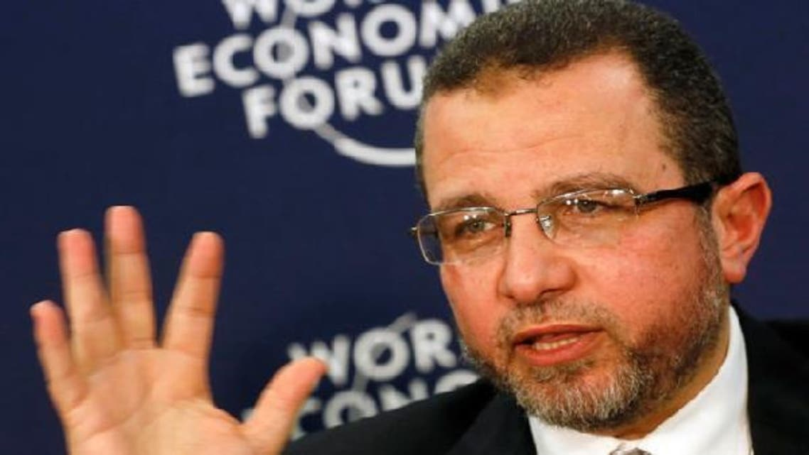 Hisham Kandil told a news conference he had told IMF Managing Director Christine Lagarde that Egypt would carry out some of the reforms required by the global lender before a general election due in April, and others would come later. (Reuters)