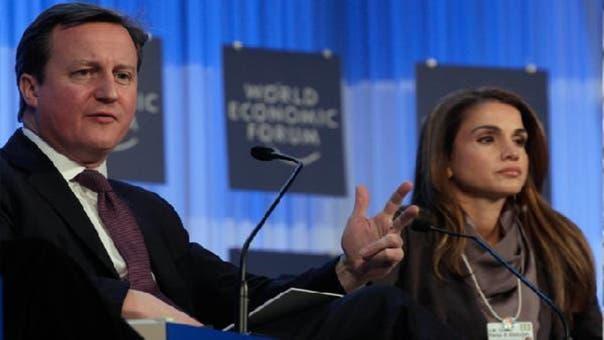 In Davos, examining the Arab Spring's mixed bag