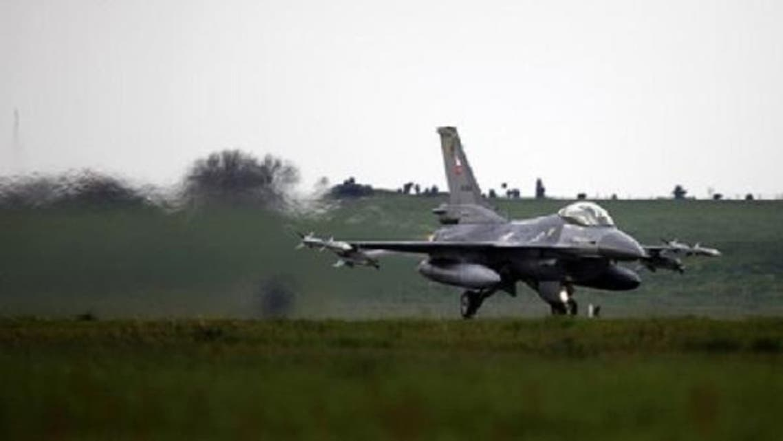 Turkish aircraft targeted 50 Kurdish rebel targets in northern Iraq. (Reuters)