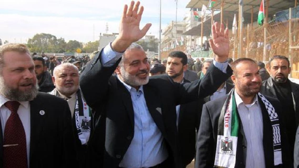 Hamas and the rival Fatah movement have been taking tentative steps to restart long-stalled reconciliation efforts, seeking to implement an agreement signed in Cairo in 2011 that was intended to lead to new elections. (AFP)