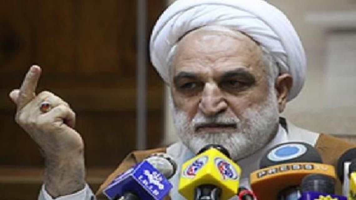 اژهای: موسوی و کروبی مرتکب جرم شده اند و صلاحیت حضور در انتخابات ندارند
