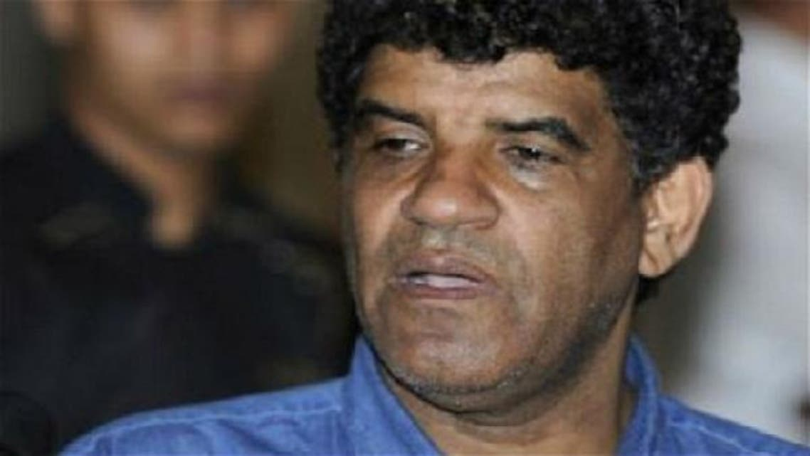 Abdullah al-Senussi  is wanted by the ICC on suspicion of orchestrating brutal reprisals during the 2011 uprising that led to the fall and death of Muammar Qaddafi. (Reuters)