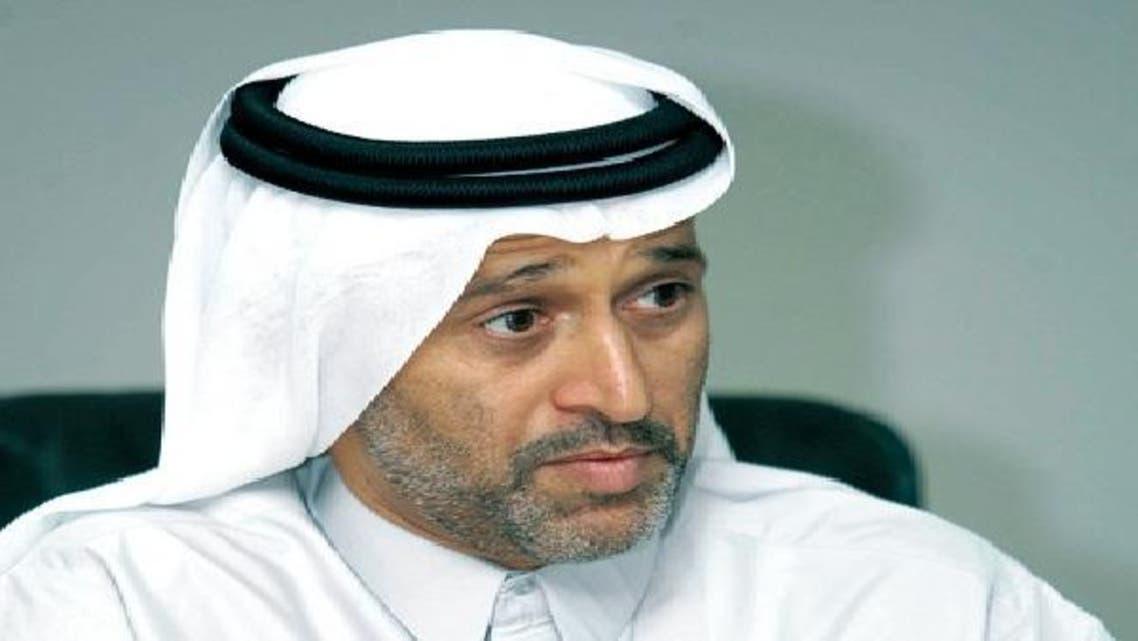 رئيس الاتحاد الاماراتي لكرة القدم يوسف السركال