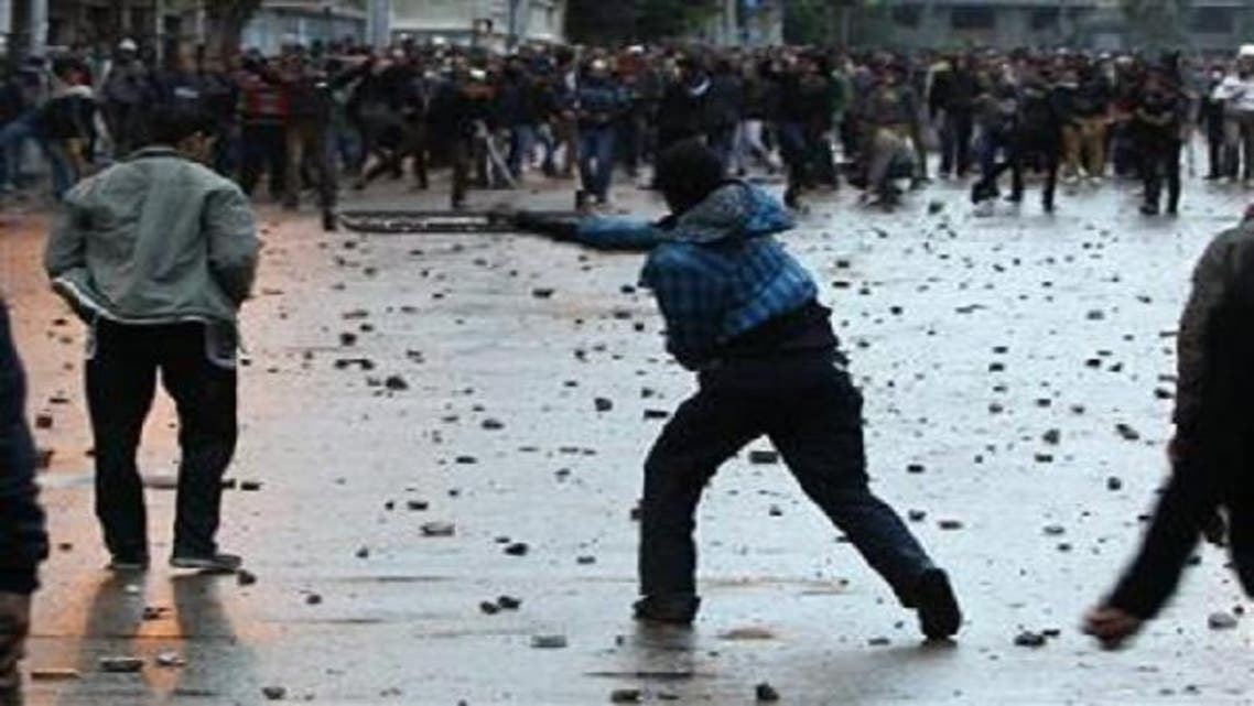 Five die in Cairo clashes as protests break out in Alexandria