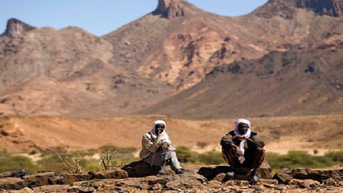 مشهد عام من دارفور