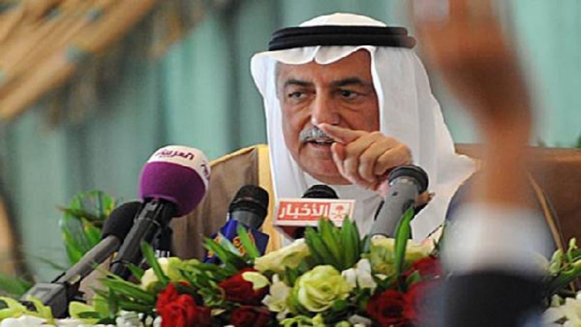 Finance Minister Ibrahim Alassaf  said the kingdom will reduce its debt almost to zero. (AFP)