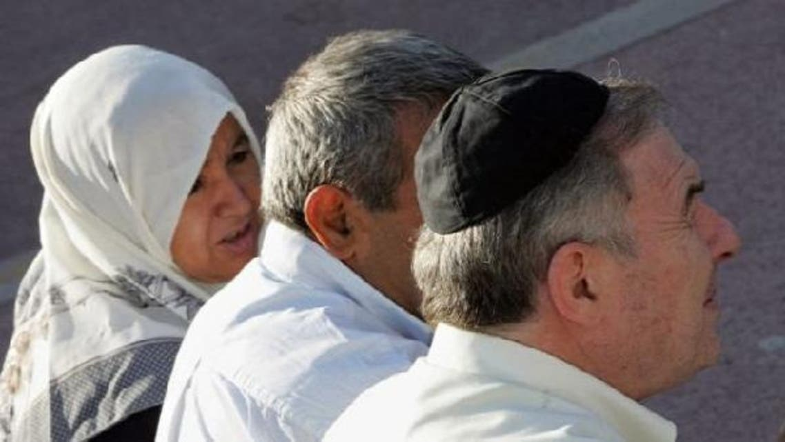 Jews of European descent, often called Ashkenazis, account for some 90 percent of the more than 13 million Jews in the world today. (AFP)